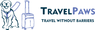 Home - TravelPaws Travel Without Barriers logo